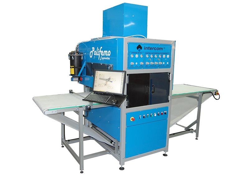 DV.300 - Automatic machine Polifemo