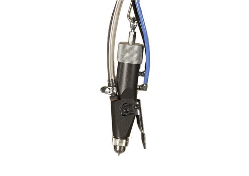 Spray gun with lever, nozzle 1,2 mm