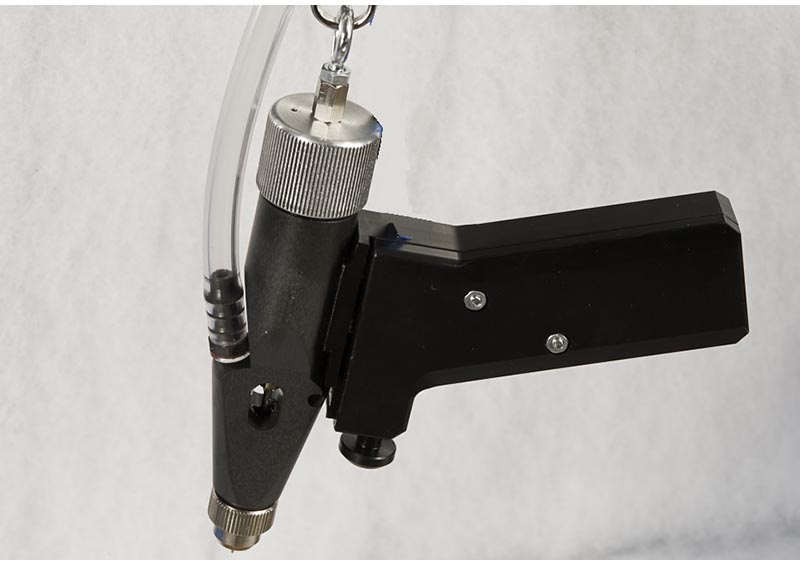Spray gun with handle for spray system S4, nozzle 1,2 mm